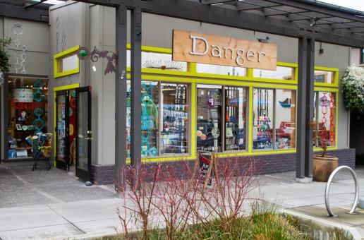 Danger, Bainbridge Professional Building, 285 Winslow Way E, Bainbridge Island
