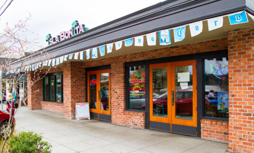 Isla Bonita Restaurant, 316 Winslow Way E, Bainbridge Island