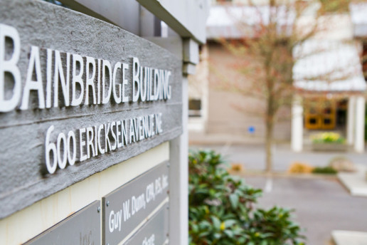 The Bainbridge Building, 600 Ericksen Avenue NE, Bainbridge Island