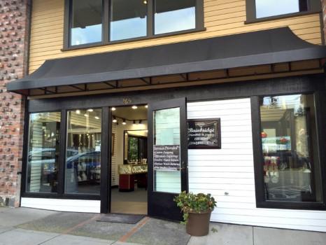 Bainbridge Diamonds & Jewelry, Bainbridge Professional Building, 265 Winslow Way E, Bainbridge Island