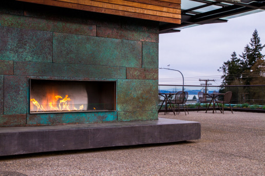 Island Gateway Event Deck, Island Gateway, 500 Winslow Way E, Bainbridge Island
