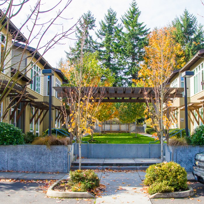 Camelia Apartments, Bainbridge Island