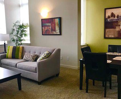 Camelia Apartments, interior