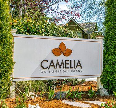 Camelia Apartments, Bainbridge Island